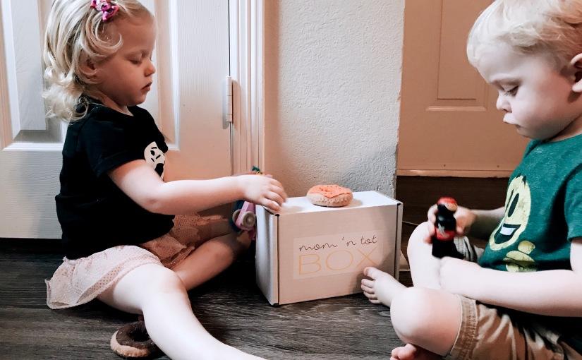 Mom N' Tot Box Review + DiscountCode