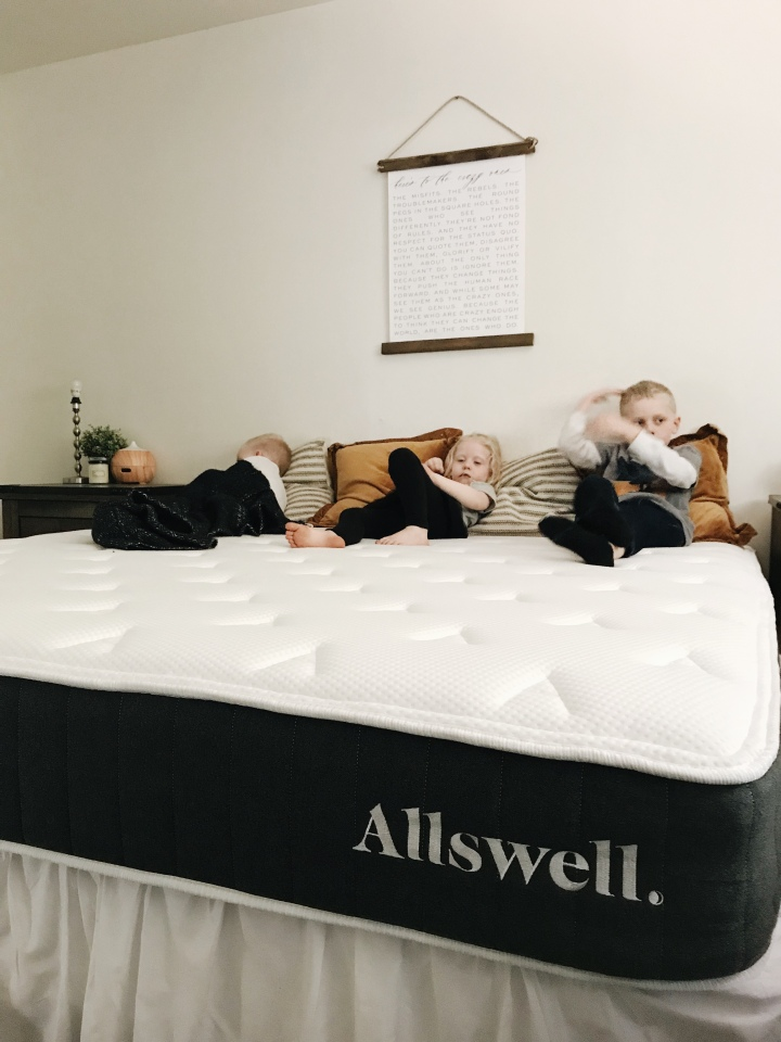 The Allswell Mattress : A Bed the Whole Family Will Love