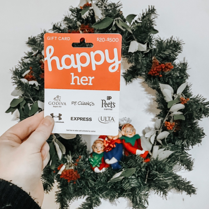 One for Everybody : Happy Card Gift Cards