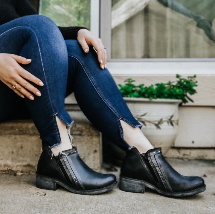 Current Fav: Black Ankle Boots