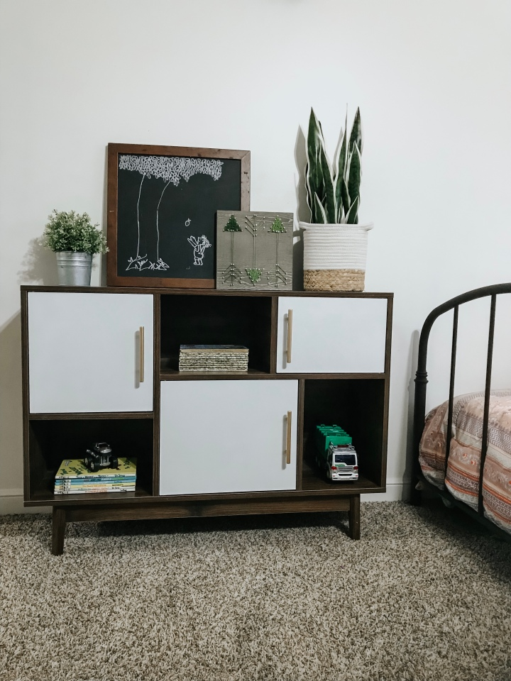 Affordable and Functional Storage for Kids