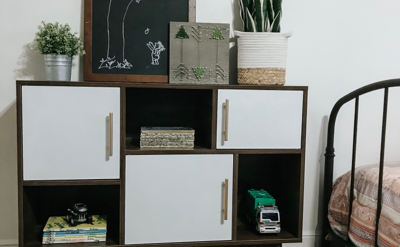 Affordable and Functional Storage forKids