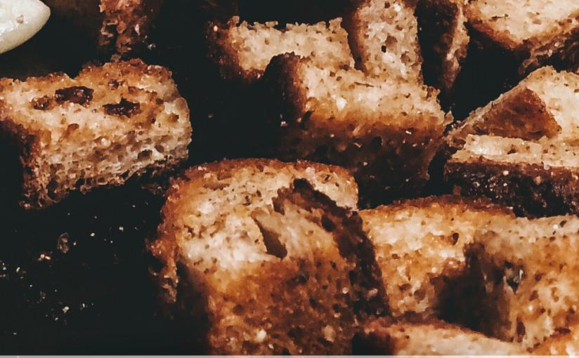 Gluten Free BreadCubes