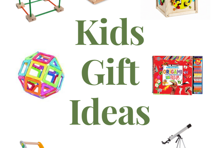 Gift Guide : Kids Gifts that Encourage Learning & Creativity!